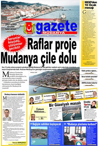 Gazete Mudanya